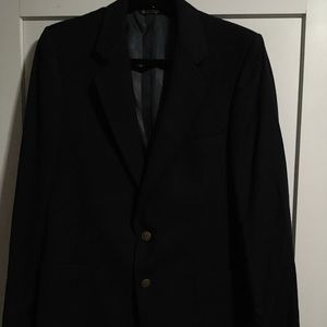 Like new men's 2 button suit jacket.